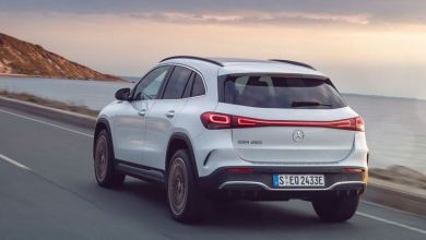 Mercedes unveils electric compact SUV in Europe 26