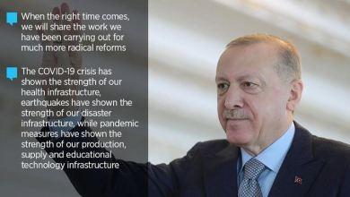Erdogan to announce 'more radical reforms 26