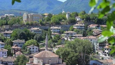 Historical Turkish town Safranbolu draws tourists despite pandemic 26