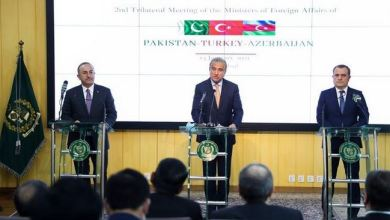Turkey, Azerbaijan, Pakistan issue joint declaration 26