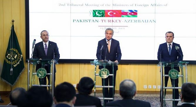 Turkey, Azerbaijan, Pakistan issue joint declaration 1