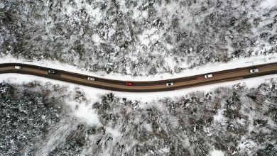 Winter wonderland neighbors Turkish metropolis Istanbul 25