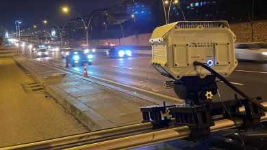 Locally produced speed radars coming to Turkey's roads 23