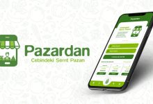 Pazardan: allows you to order fruits and vegetables from the local markets 2