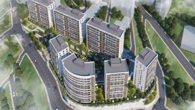 New project in Eyup area 'Yeni Eyup Evleri' are on sale now with special launch prices 5