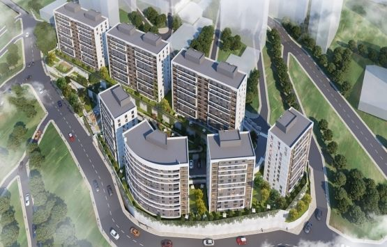 New project in Eyup area 'Yeni Eyup Evleri' are on sale now with special launch prices 2