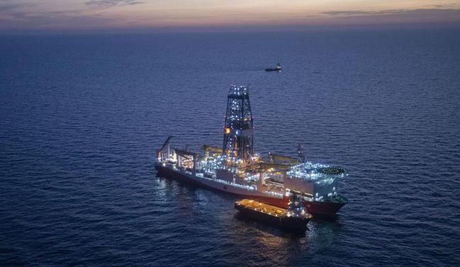 Turkey to invest 780M TL in gas facility in Black Sea 1