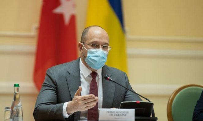 Ukrainian premier eyes doubling trade with Turkey 1