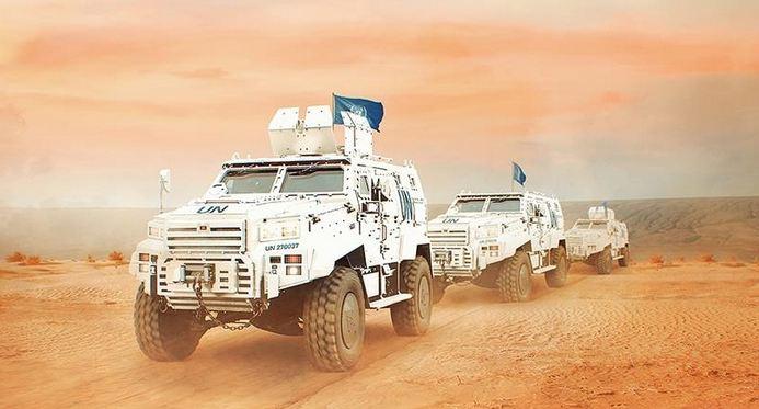 Turkey's Ejder Yalcin combat vehicle makes global mark 1