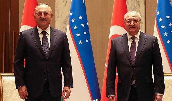 Turkey, Uzbekistan talk potential to up economic ties 1