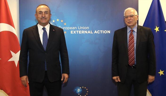 Turkey, EU work together to continue 'positive agenda' 1