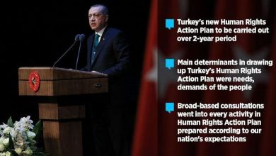 New human rights plan for the people': Turkish leader 9