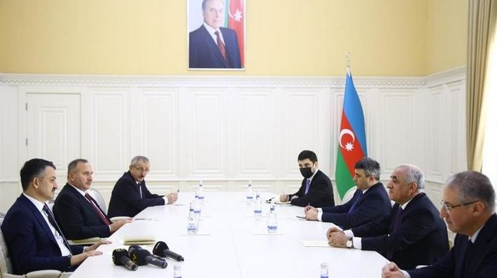 Turkey to back Azerbaijan for agricultural development 1