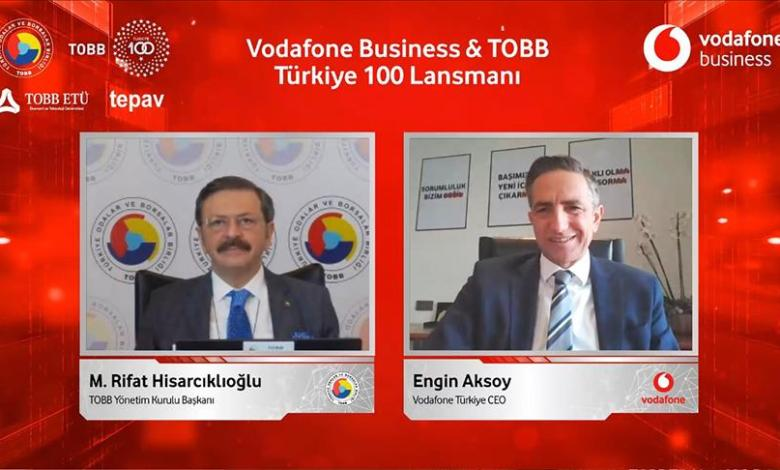 Vodafone Business: ₺12 million support for the digitalization of SMEs 1