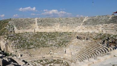 Ancient theater in Turkey to reopen after restoration 8