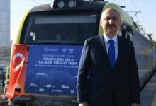 The freight carried on the Baku-Tbilisi-Kars Railway increased exponentially to 155 thousand tons 11