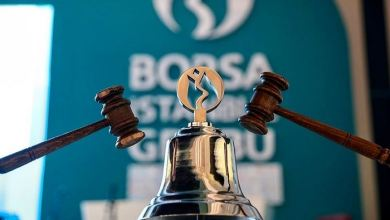 Turkey's Borsa Istanbul index, Turkish lira rates & brent oil prices at Tuesday opening 25
