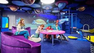 'Child and Family Friendly Airport' concept from Istanbul Airport 4