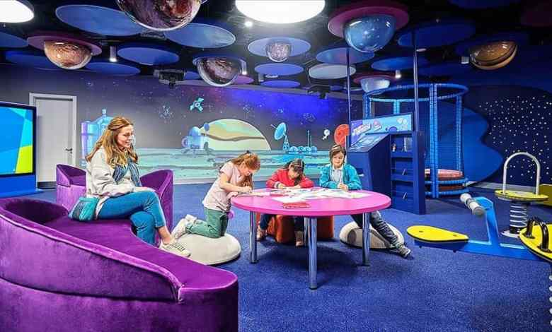 'Child and Family Friendly Airport' concept from Istanbul Airport 1