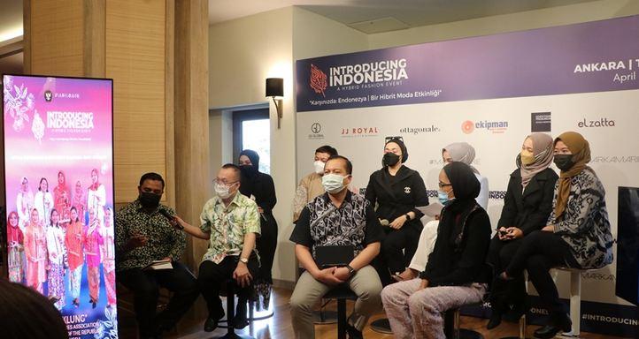 Indonesian designers set to exhibit in Turkey 1