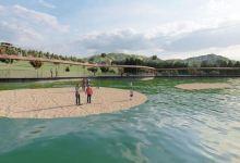 Floating islands of Lake Zökün to become tourism hotspot 3