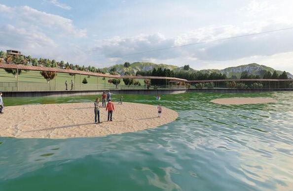 Floating islands of Lake Zökün to become tourism hotspot 1