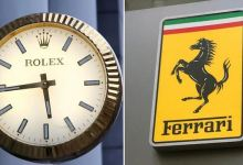 Rolex and Ferrari Are Among the Top 3 Most Trusted Brands in the World 20