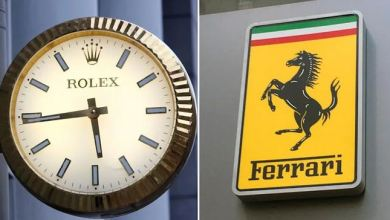 Rolex and Ferrari Are Among the Top 3 Most Trusted Brands in the World 30