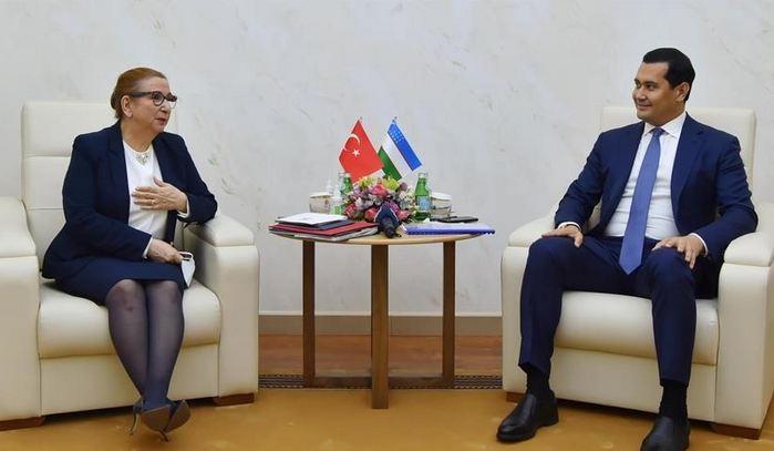 Turkey, Uzbekistan aim to enhance trade volume to $5B 1