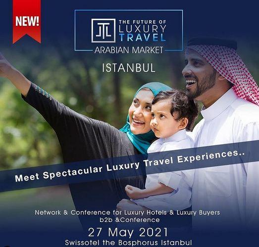 The Future of Luxury Travel -Arabian Market 2