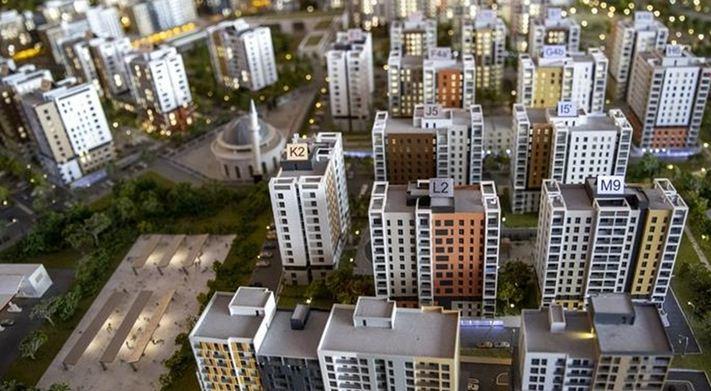 Turkey registers over 263,000 housing sales in Q1 1