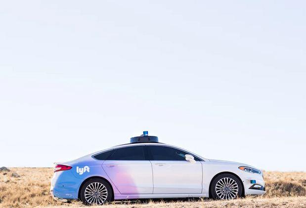 Toyota is buying Lyft's autonomous car division for $550 million 1