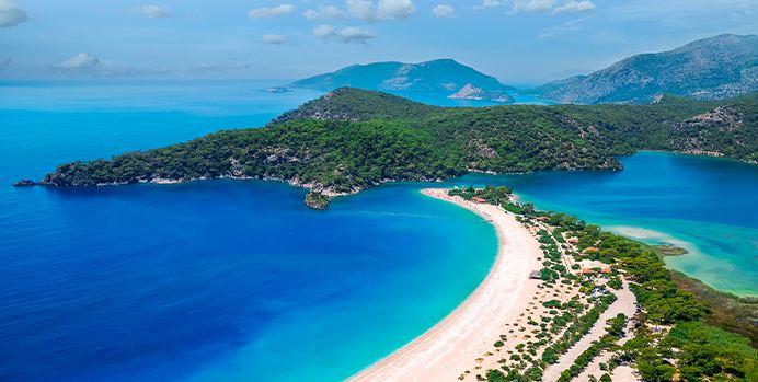 Turkey Ranks 3rd Globally with 519 Spotless Blue Flag Beaches 1