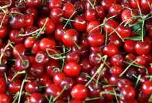 Turkey's cherry exports increased by 21.7% to $223 million 709 thousand 3