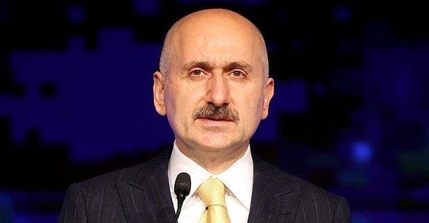 Minister Karaismailoglu: Kanal Istanbul will turn Turkey into a logistics base 1