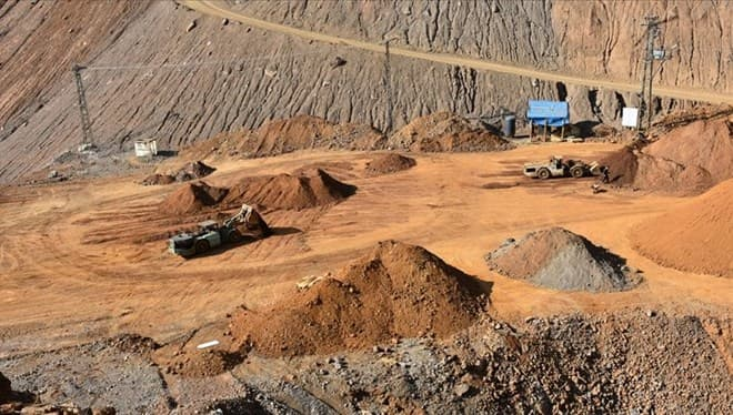 Mining industry increased its exports by 70% in April 10