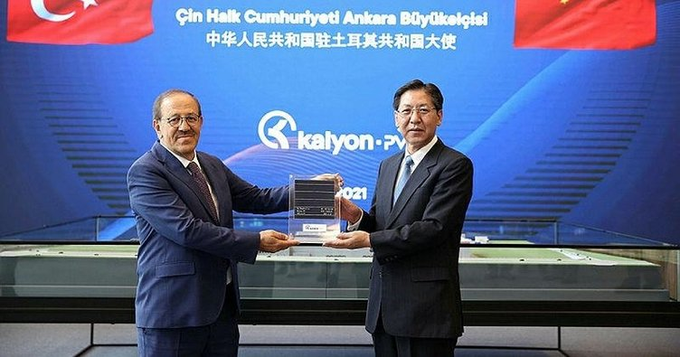 Chinese Ambassador: Turkey will be a base that exports technology to the world 1
