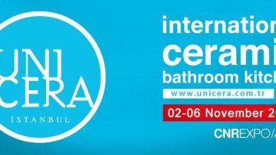 UNICERA Istanbul - International Ceramic, Bathroom, Kitchen Fair 41