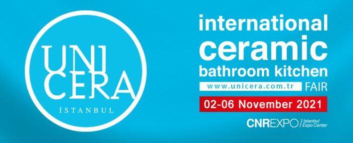 UNICERA Istanbul - International Ceramic, Bathroom, Kitchen Fair 2