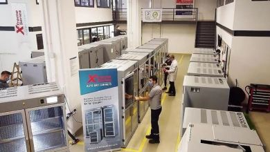 Turkish firm sells dry cabinets to global defense giants 9