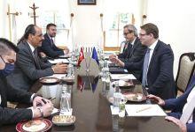 Top Turkish, EU officials discuss regional, global developments 11