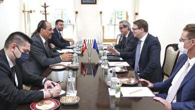 Top Turkish, EU officials discuss regional, global developments 4