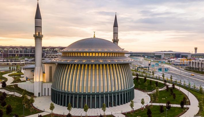 In a first, Istanbul mosque gets international green certification 1