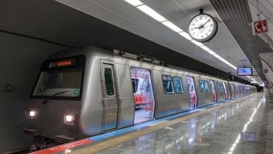 Update of metro services in Istanbul 4