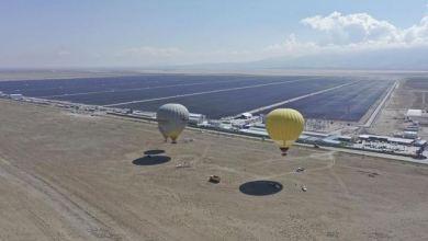 Turkey finalizes first phase of Turkey's biggest solar power plant 4