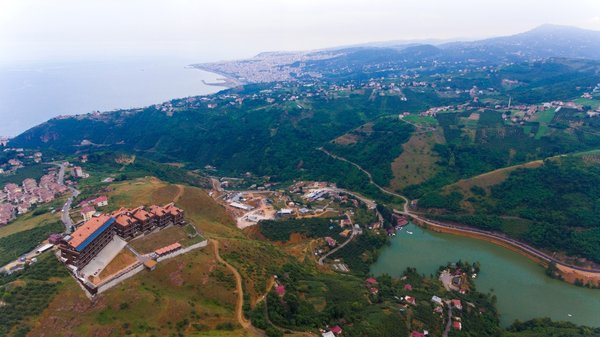 Tourism activity in Trabzon within the scope of Safe Tourism 1