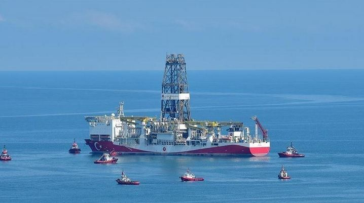 Turkey's gas reserve volumes in Black Sea expected to rise 1