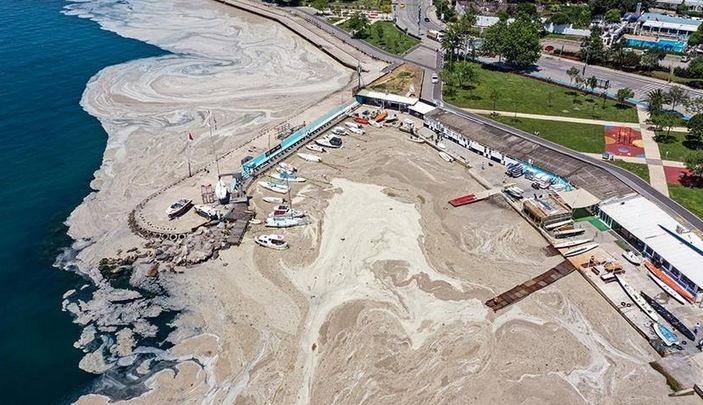 Turkey unveils action plan to clean Sea of Marmara 1