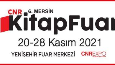 CNR- 6th MERSIN KITAP FUARI 2021 1