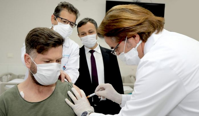 Turkey's COVID-19 vaccine candidate enters final stage 1